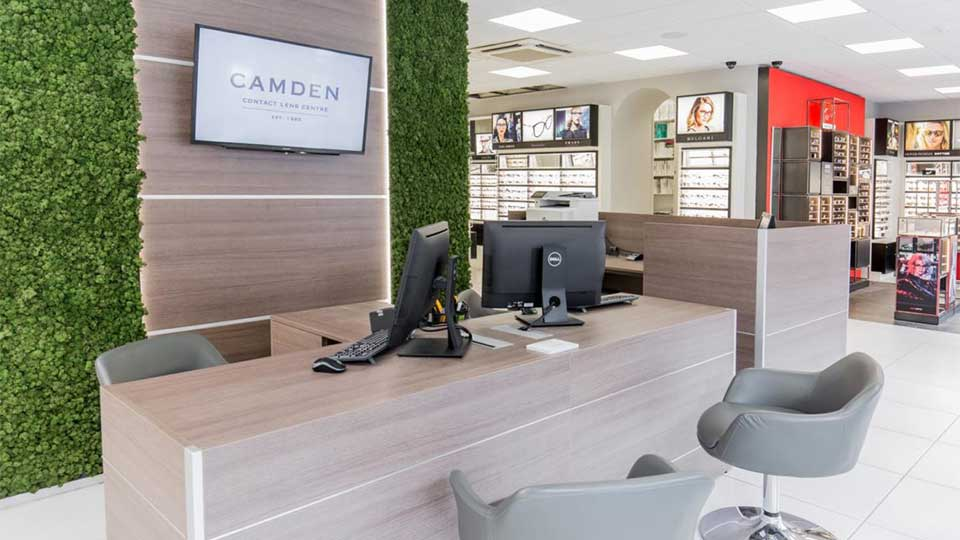 Camden Contact Lens Centre