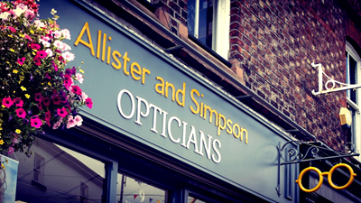Allister and Simpson Opticians