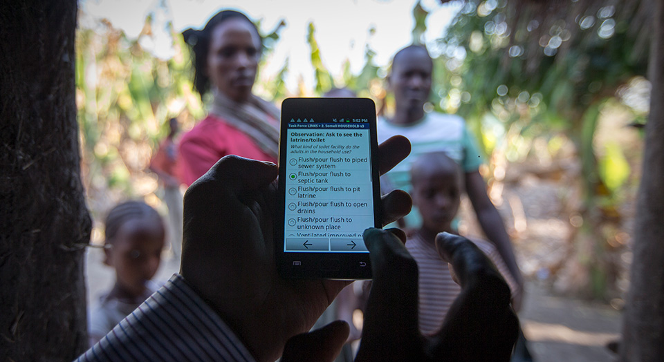 Sightsavers data collection