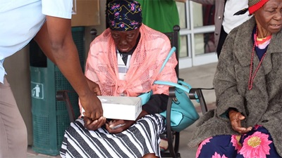 Sight2Save provides eye care