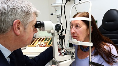 Vision Express glaucoma