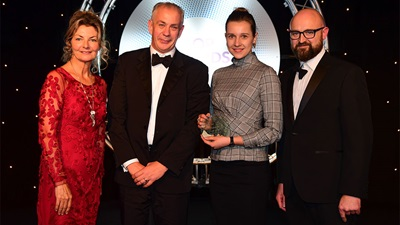 AOP Frame of the Year Award winners