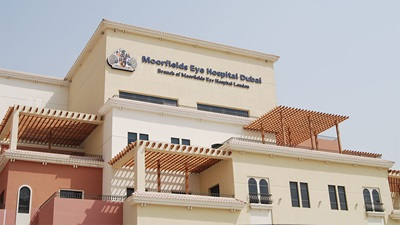Moorfields Eye Hospital in Dubai