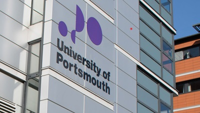 University of Portsmouth building