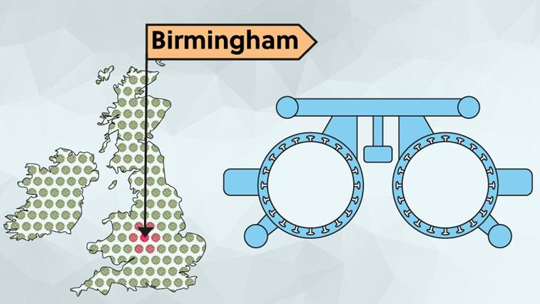 Coronavirus On The Ground In Birmingham