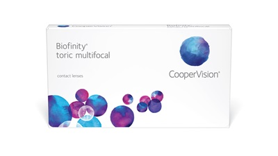 biofinity toric multifocal product