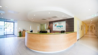 Optegra reception