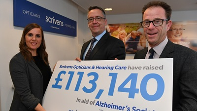 Scrivens Opticians and Hearing Care