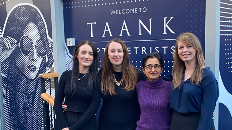 Taank Optometrists team