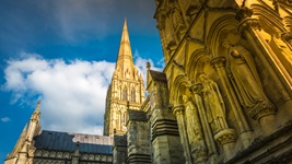Salisbury Cathedral spires