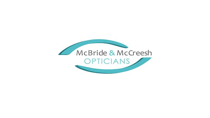 McBride and McCreesh Opticians logo