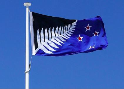 New Zealand flag 2 option