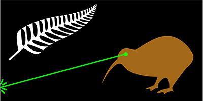 New Zealand flag 3 option