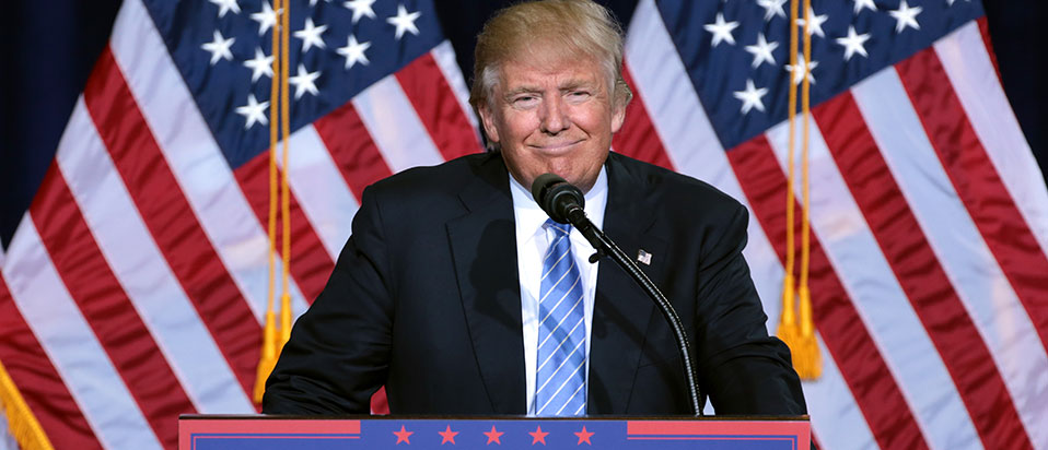 President elect of the United States, Donald Trump