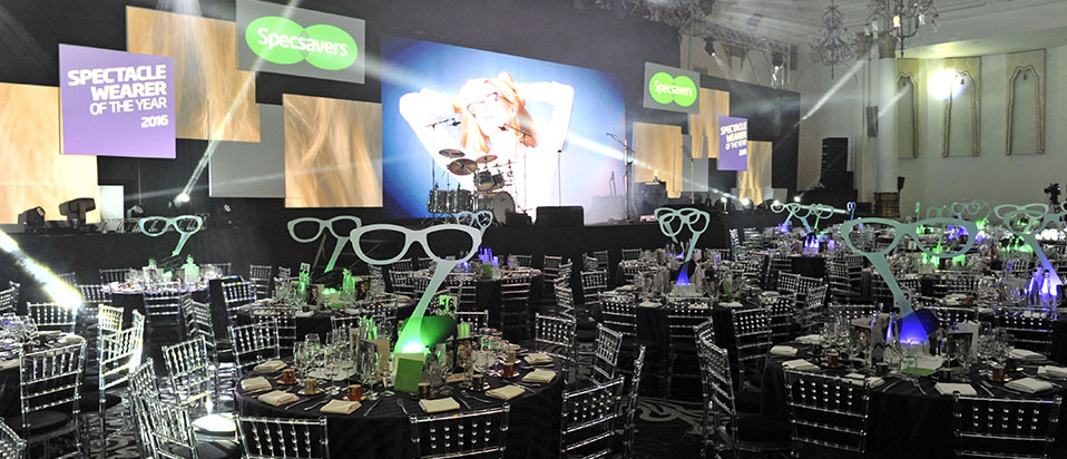 Spectacle Wearer of the Year Awards 2016