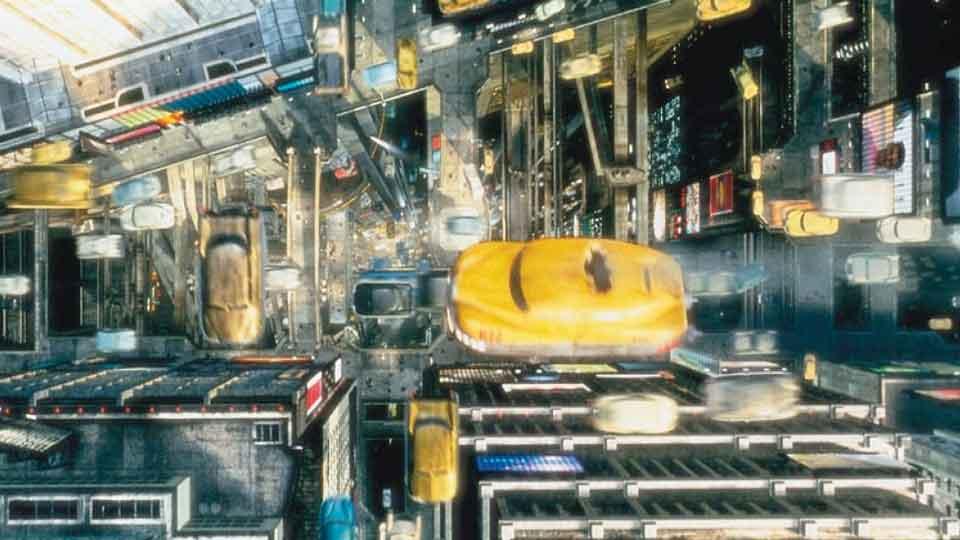 Fifth Element car