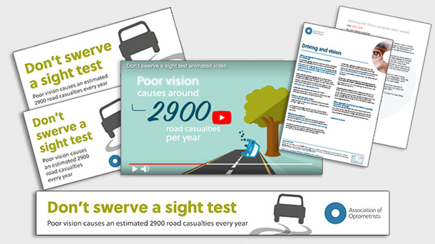 Get involved with our campaign to make Britain's roads safer