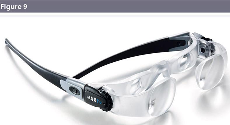 Bijia portable zoom mini fishing glasses telescope magnifying