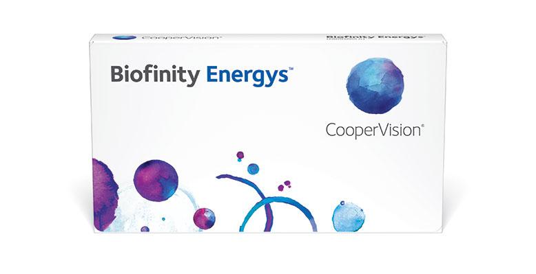 Biofinity Energys packshot
