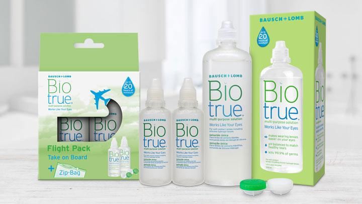 BioTrue packshot
