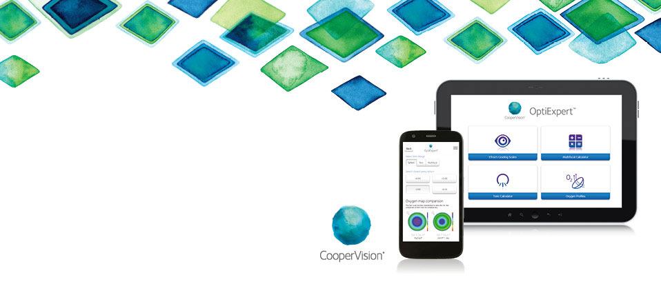 CooperVision app