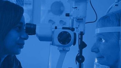 Optical Express eye test