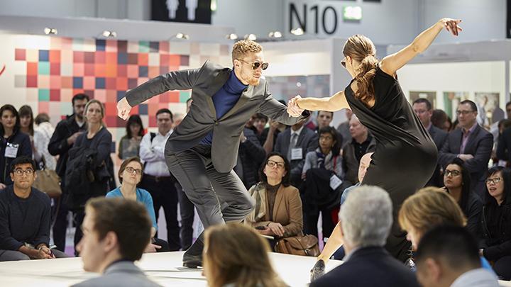 100% Optical 2015 fashion show
