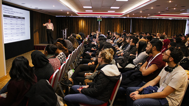 AOP student conference