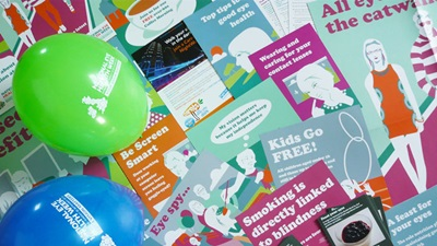 National Eye Health Week resource materials