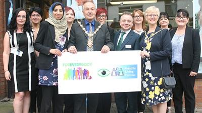 Dudley Health yLiving Scheme success