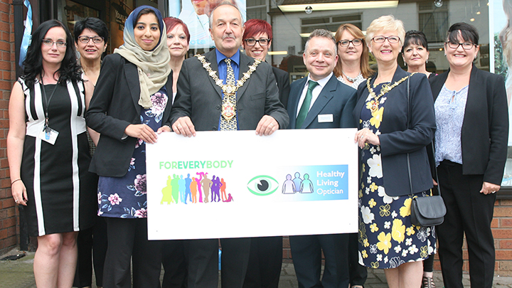 Dudley Health yLiving Scheme success