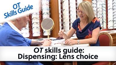OT skills guide banner lens choice banner
