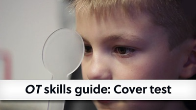 OT skills guide cover test banner