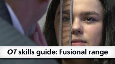 OT skills guide fusional range banner