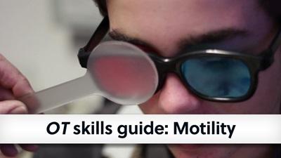 OT skills guide motility banner