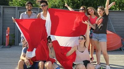 Denmark summer placement
