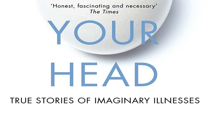 It's all in your head book cover