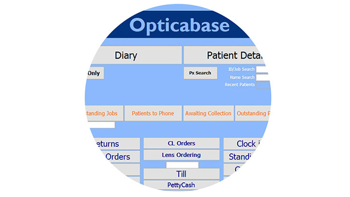 Opticabase Clinical