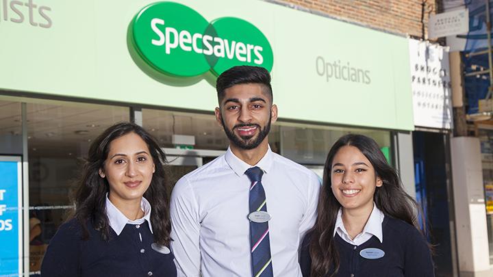 Specsavers Hounslow prereg success