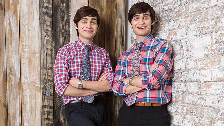 Michael and Joshua Mandel