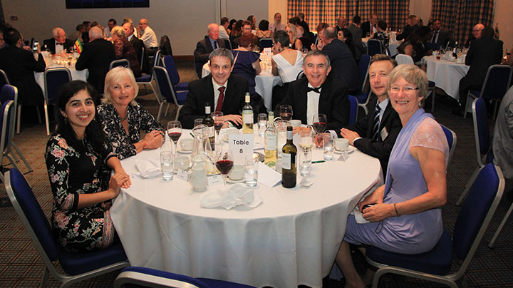 Charity marks 30th anniversary with gala dinner