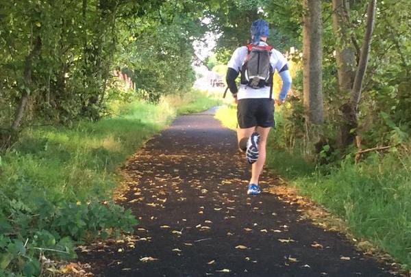 Marathon man raises over 14000 for Macular Society