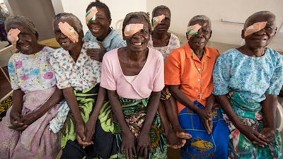 sightsavers million miracles campaign