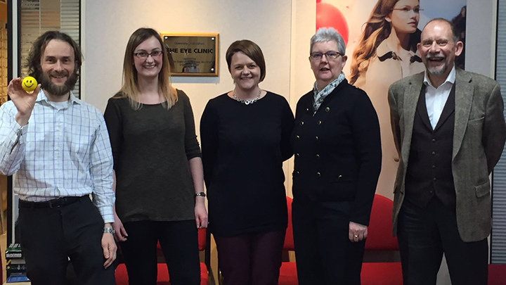 University of Bradford Access to Eyecare volunteers