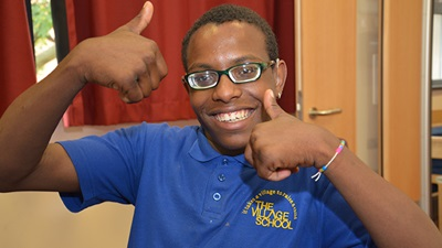 SeeAbility Children in Focus campaign