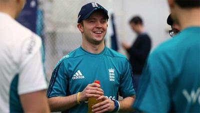 Cricket team player