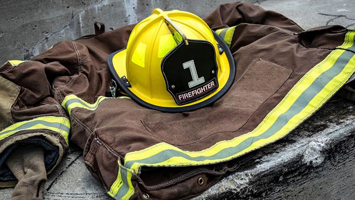 Fire fighter uniform