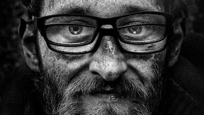 Homeless man list