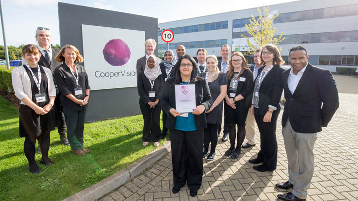 coopervision student of the year 2015