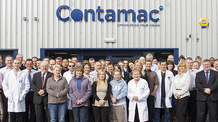 The Contamac team